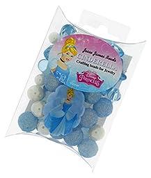 Jesse James Beads Disney Jewelry Bead Kit 8415, Cinderella