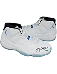 230ca3d3491a Michael Jordan Autographed Air Jordan 11 Shoes Authenticated UAS15216 -  Upper Deck Certified - Autographed NBA