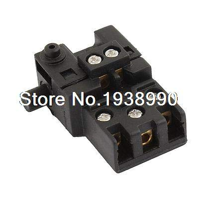 5 Screw Terminals Momentary Type Electric Tool Switch for Cutting ()