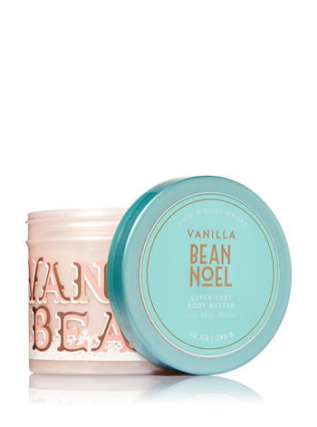 Bath and Body Works Vanilla Bean Noel Body Butter 10oz