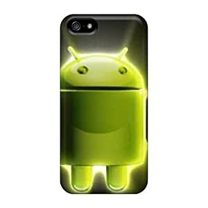 Iphone 5/5s Case Cover Skin : Premium High Quality Android Light Case by icecream design