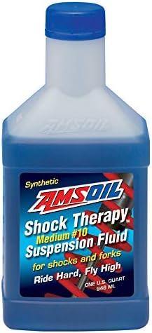 Amsoil Aceite Horquillas para Harley-Davidson Shock Therapy Suspension Fluid 1Q: Amazon.es: Coche y moto