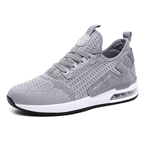 TQGOLD Fashion Sneakers for Women and Men, Lightweight Breathable Mesh Walking Shoes Casual Tennis Running Shoes for Women