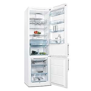 Electrolux ENA 38933 W Independiente Color blanco nevera y congelador - Frigorífico (Independiente, Color blanco, Derecho, LCD, 358 L, 42 dB)