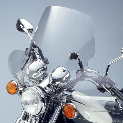 - National Cycle Plexistar 2 Windshield - 18 1/2in. H x 32in. W N8262-01