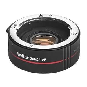 Vivitar Auto Focus Teleconverter Lens (2X4P)