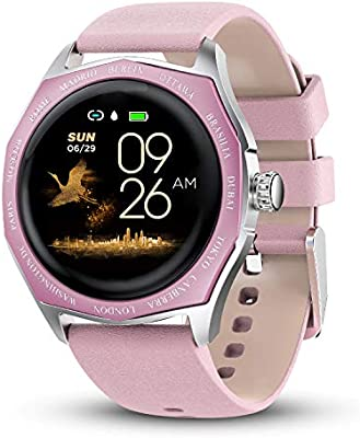 GOKOO Smartwatch Mujeres Hombres Reloj Deportivo Impermeable ...