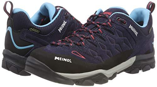 Mujer 3811 De Zapatos tereno Meindl Rise Low Lady Gtx Senderismo Marine Para Multicolor Tür OZSqwq8n4U