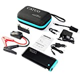 LasVogos CATUO 20000mAh Car Jump Starter Battery Booster with USB Power Bank