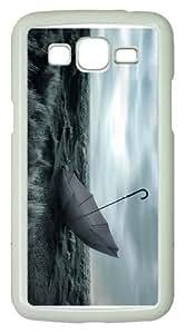 custom made coversUmbrella Landscape PC White case/cover for Samsung Galaxy Grand 2/7106