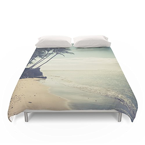 Society6 Kihei Maui Hawaii Duvet Covers King: 104'' x 88'' by Society6