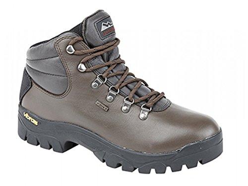 Johnscliffe Highlander II Chaussures de Randonnée Imperméable Unisexe Marron Marron - marron QudDM5uk