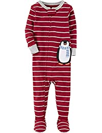 Carter's Little Boys' Toddler Footed Coverall