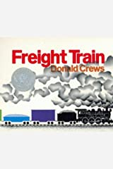 [(Freight Train Board Book )] [Author: Donald Crews] [Sep-1996] Board book