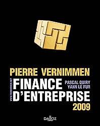 Finance d'Entreprise 2009 - 7e ed.