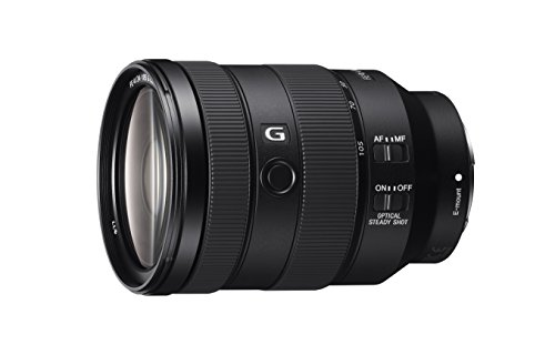 Sony FE 24-105mm F4 G OSS Standard Zoom Lens for Sony E-mount Cameras SEL24105G