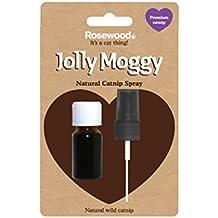Jolly Moggy 100% Natural Catnip Spray 10ml [catnip cat toy]