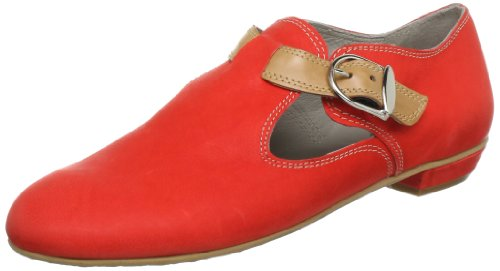 Accatino 941242 Damen Slipper Rot (rot 4)