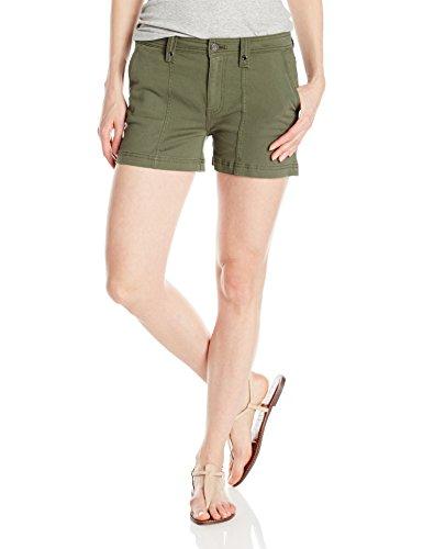 Calvin Klein Jeans Women's Utility Short, Ivy Mist, 27