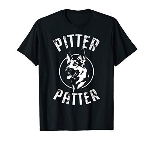 Funny Pitter T Shirt Patter Arch logo TShirt