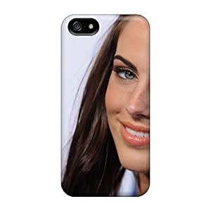 Awesome Design Jessica Lowndes Hard Case Cover For Iphone 5/5s