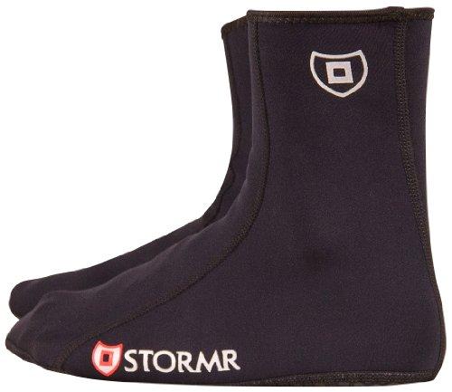 Stormr Socks Mens Neoprene Light Weight XL Black RS15N