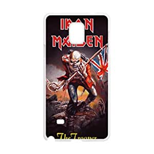 iron maiden the trooper Phone Case for Samsung Galaxy Note4
