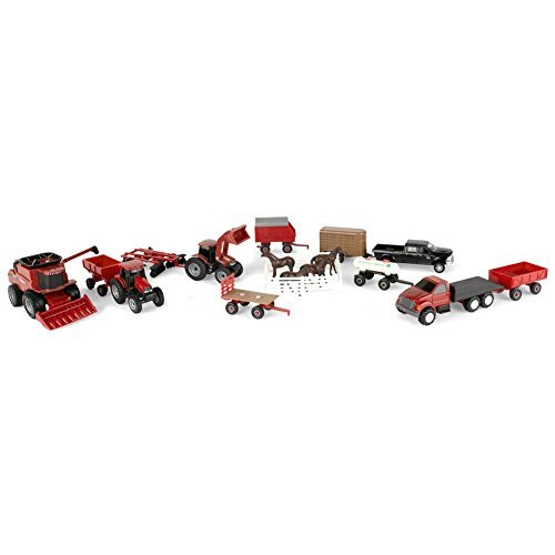 Used, ERTL Case Vehicle Value Set for sale  Delivered anywhere in USA