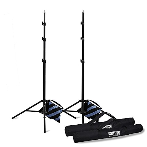 """Fovitec - 2X 9'8"""" Photography & Video Light Stand Kit for sale  Delivered anywhere in USA"""