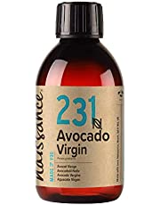 Naissance Virgin Avokado Olja (nr. 231) 250ml 100% Ren