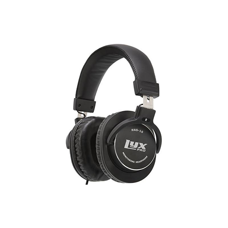 LyxPro HAS-10 Closed Back Over-Ear Profe