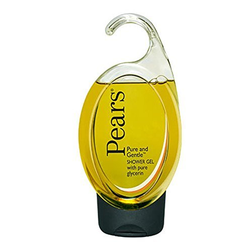 Pears Pure and Gentle Shower Gel with pure glycerin, 8.4 ounce (250ml) - The secret of soft, innocent looking skin over several generations