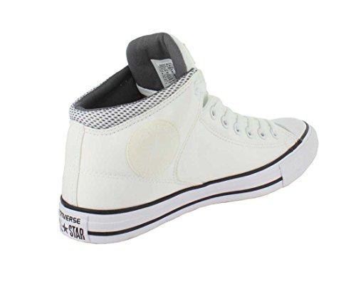 White Converse Trainer Street CTAS High Hi nTrxTXw1q
