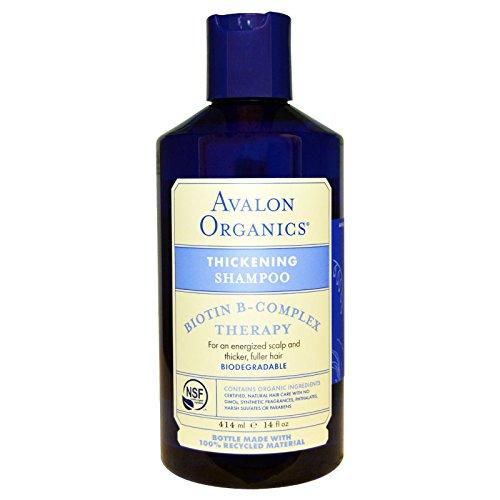 Avalon organics biotin shampoo review