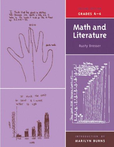 Math and Literature, Grades 4-6 (Second Edition)