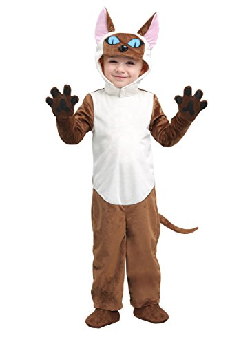 Toddler Siamese Cat Costume 4T for $<!--$34.99-->