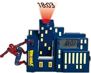 Reloj Despertador Proy Spiderm
