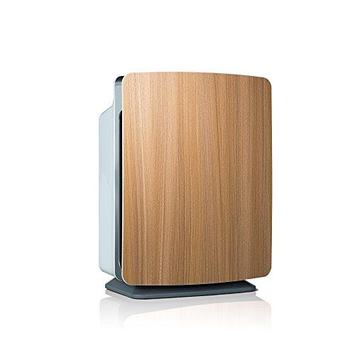 Alen FIT50 Customizable Air Purifier with HEPA Filter to Remove Allergies & Odors Neutralizar, 900 Sq. Ft., in Oak by Alen