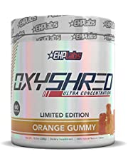 EHP Labs Oxy Shred Limited Edition Orange Gummy 60 serves