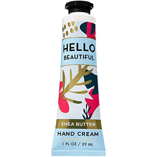 Bath & Body Works Shea Butter Hand Cream Hello Beautiful (Scented Peony Body Lotion)