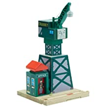 Thomas and Friends Wooden Railway - Talking Railway Cranky the Crane