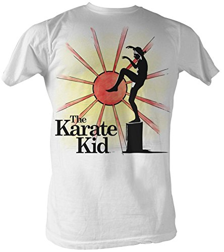 Karate Kid - Ninja Sun T-Shirt for Adults