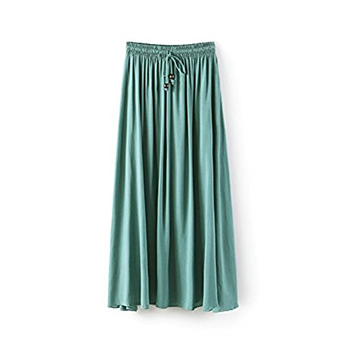J.cotton Women's Hollow Style Flower Print Female Tulle Skirt Chiffon Skirt Dress Summer Beach Skirts High Waist Sexy A-line Candy Color Flared Pleated Casual Hem Skaters Stretch Plain Jersey Skirt - And Online Shopping Free Shipping Returns