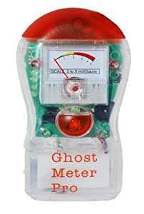The Ghost Meter Pro EMF Sensor - With Exclusive New Ghost Dialog Mode!