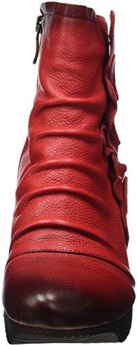 Armance 118 Femme Rouge Rot Laura Vita Classiques Bottes Bgqx61ZawC