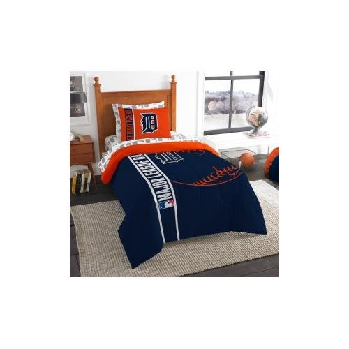 Northwest MLB Detroit Tigers Soft & Cozy 5-Piece Twin Siz...
