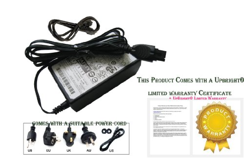 Hewlett Ac Printer Adapter Packard - HP OEM 0957-2304 AC Power Supply Adapter for HP Printers