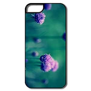 Cool Clover Plastic Cover For IPhone 5/5s