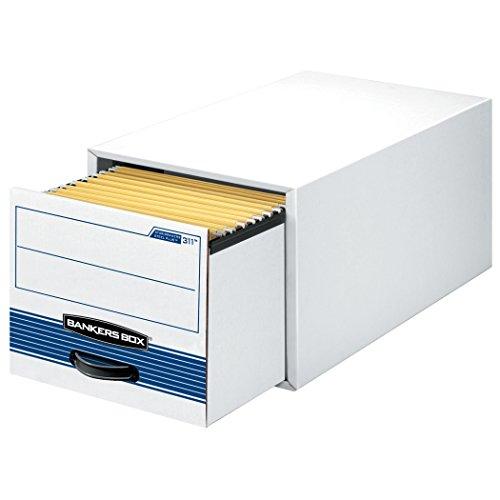 Bankers Box Stor/Drawer Steel Plus Storage Drawer, Letter Size(00311) Bankers Box Stor Drawer