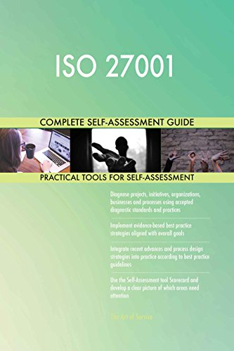 ISO 27001 Toolkit: best-practice templates, step-by-step work plans and maturity diagnostics